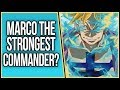 Is Marco the Strongest Top Yonko Commander? | ONE PIECE DISCUSSION