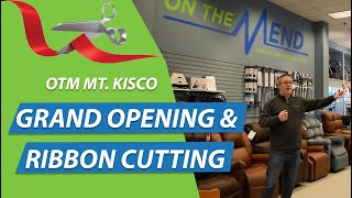 You're Invited: On The Mend Medical Supplies Mt. Kisco & Equipment Grand Opening & Ribbon Cutting