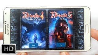 видео Dracula 4 на андроид