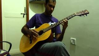 Hindi+Churaliya hai+Guitar+Cover+lead+rhythm