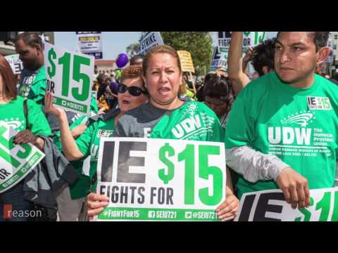Seattle's $15 Minimum Wage is Hurting the Workers It's Intending to Help