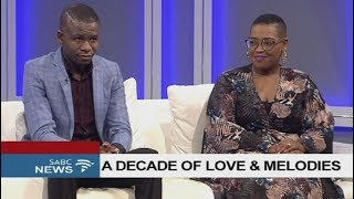 Nqubeko Mbatha and wife Ntokozo Mbambo on love, gospel