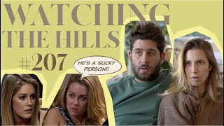 Reacting to 'THE HILLS' | S2E7 | Whitney Port