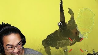 A Caustic main tries out the new Caustic buffs (Apex Legends)