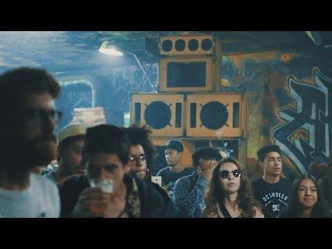 Prince Fatty - Shimmy Shimmy Ya ft. Horseman at A Rua Chopp with J*Z Sound System