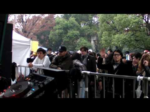 20081116 TECHRIDERS @ TOKYO DANCEMUSIC FES 01