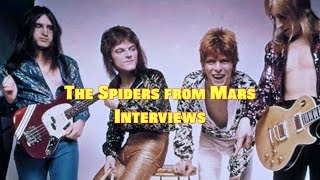 The Spiders from Mars Interviews - Extended