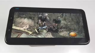Resident Evil 4 Dolphin 4K Gameplay/Comparing Resolution FPS/Xiaomi Pocophone F1 test