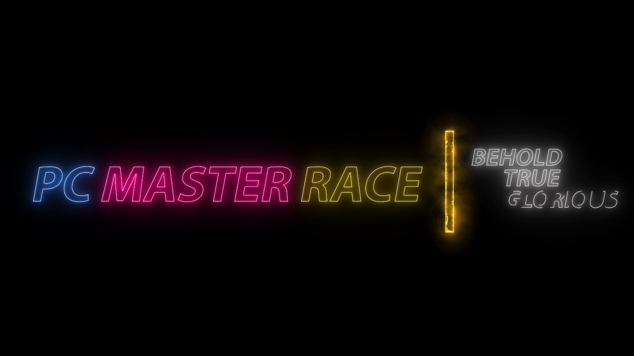 Wallpaper Engine Pc Master Race No Ending Loop Youtube
