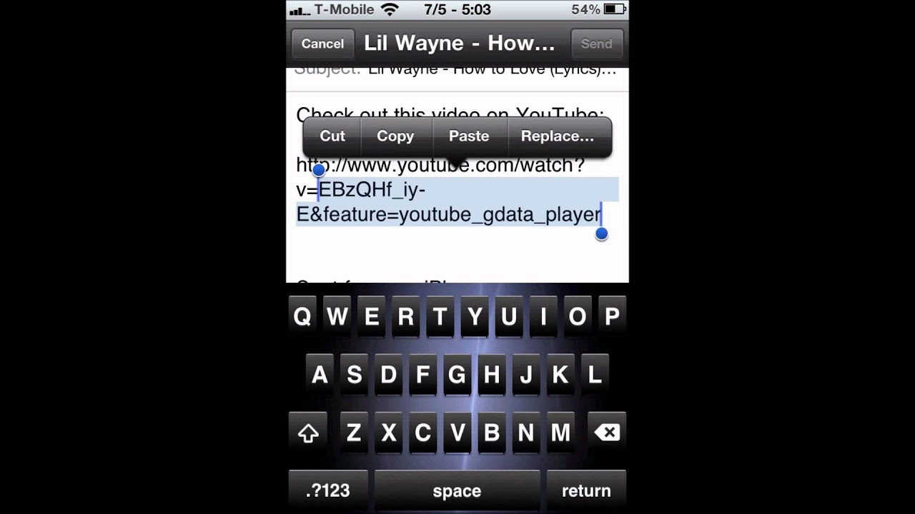 how to download video on iphone 6 from youtube