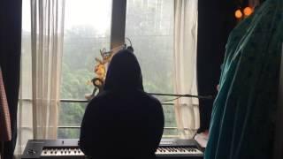 หุ่นกระบอก (วงตาวัน) // piano vocal //Cover Live!