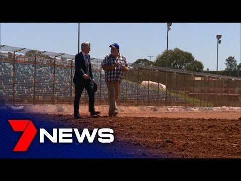Speedway At Granville To Be Demolished, Wade Aunger Speaks To 7NEWS | 7NEWS