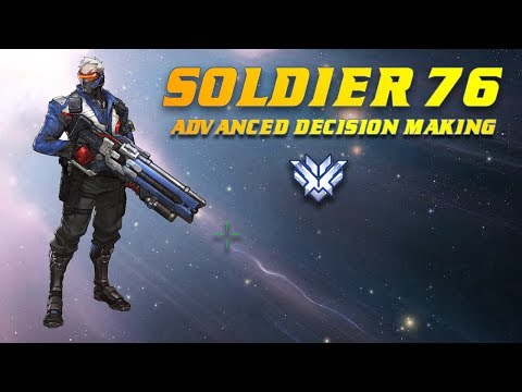 GM / Top 500 | Advanced Soldier 76 Decision Making Guide