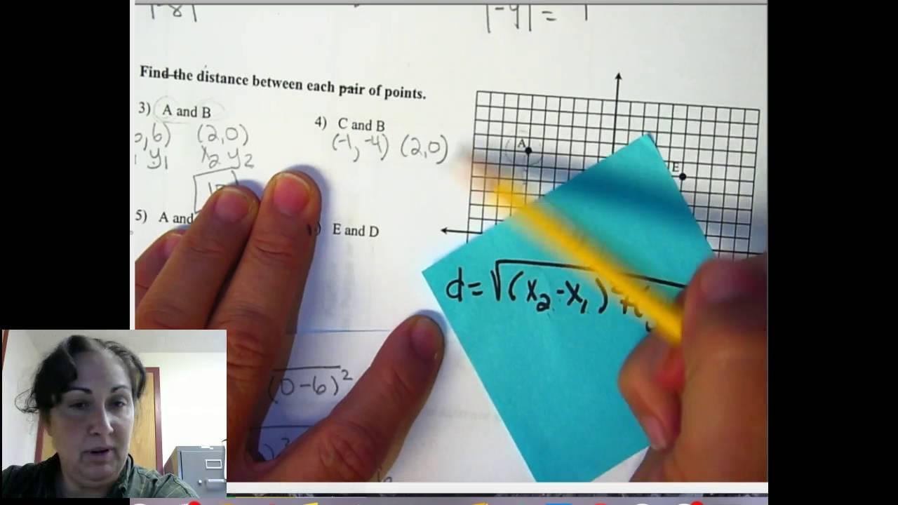 Workbooks practice workbook mcdougal littell geometry answers : Geometry 1.4 Homework Help - YouTube