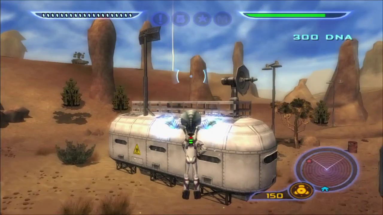 destroy all humans probe locations map