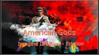 Американские Боги Клип к Сериалу