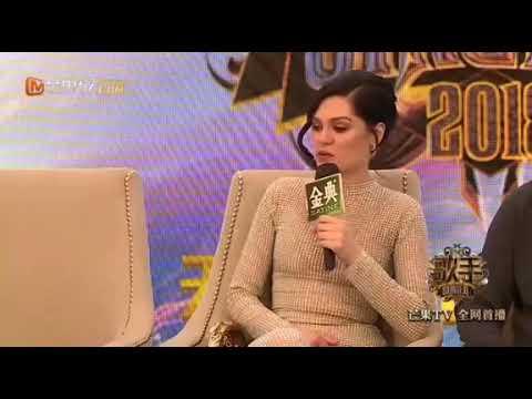 Jessie J parts singer 2018 final interview cut