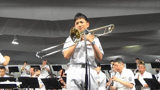 ¿Quién será? (Sway) - Japanese Navy Band