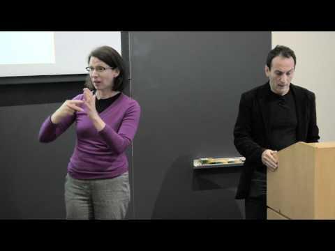 Phillipe Schlenker  - 2017 Whatmough Lecture