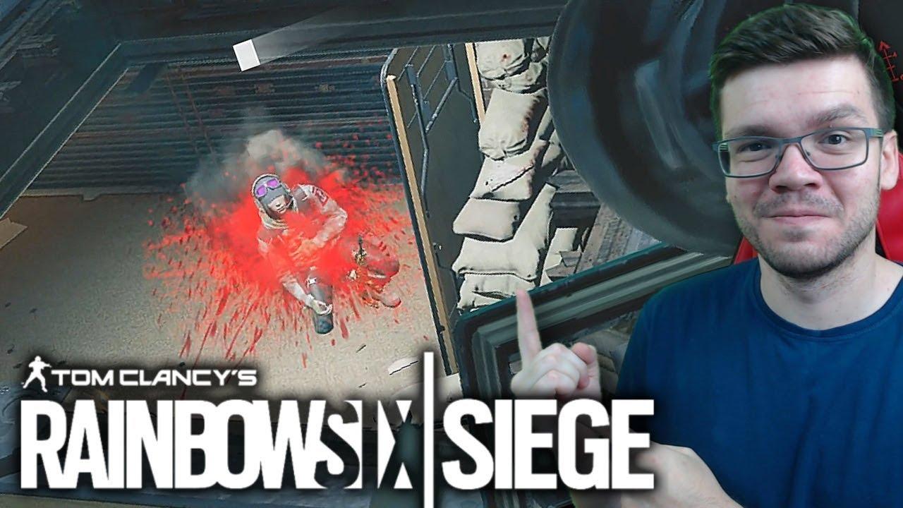 MOMENTY BYŁY.. – Rainbow Six Siege