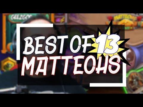 Best of MATTEOHS #13