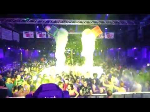 Electric Foam #GLoOut Edition at Elektricity Nightclub in Pontiac 6/30/13