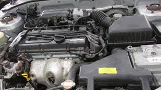Двигатель Hyundai для Accent II (+ТАГАЗ) 2000-2012