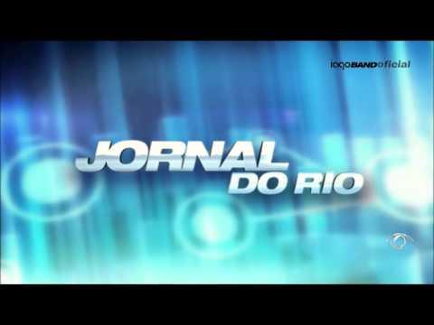 Trilha de Escalada do Jornal do Rio - Band - 2012