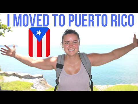 I moved to Puerto Rico / Act 22