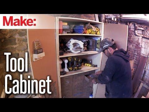 DiResta: Rolling Tool Cabinet