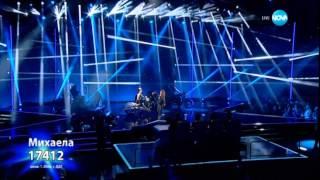 Михаела Маринова The Best The X Factor Bulgaria 2014-2015
