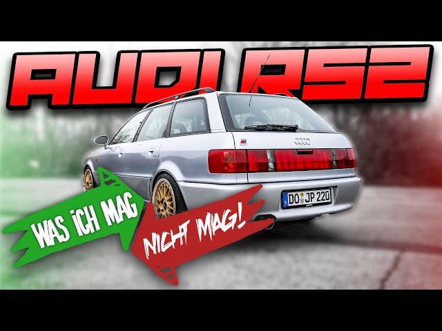 JP Performance - Audi RS2 | Was ich mag/Nicht mag!