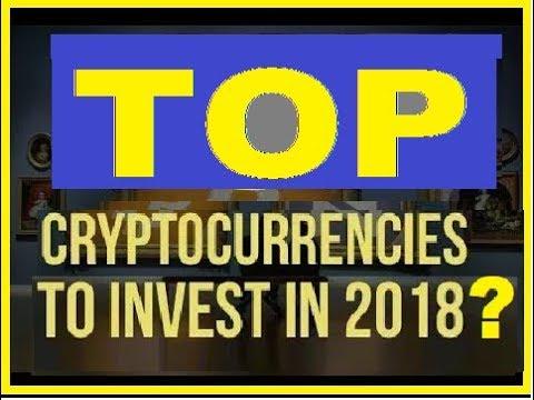 BEST Cryptos To Invest 2018 ? (MY PORTFOLIO EXPOSED)