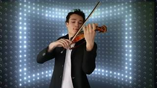 Calvin Harris - Outside Ft. Ellie Goulding - Cover Violin By Jgeorge Violinist