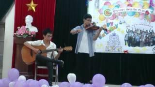 trót yêu _ guitar & violin cover