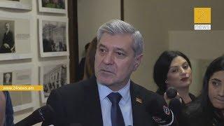 Գեներալ Մանվելի, Քոչարյանի պաշտպանները վնասում են նրանց՝ քաղբանտարկյալ ներկայացնելով. Իգիթյան