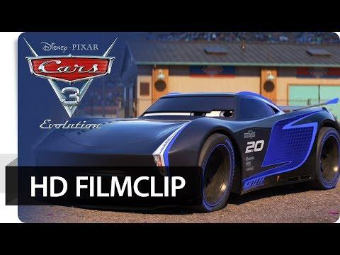 Cars 3 Evolution Filmclip Triff Jackson Storm Jetzt Im Kino