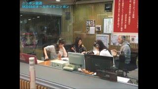 AKB48のオールナイトニッポン 2016年3月16日 出演:武藤十夢・田野優香...