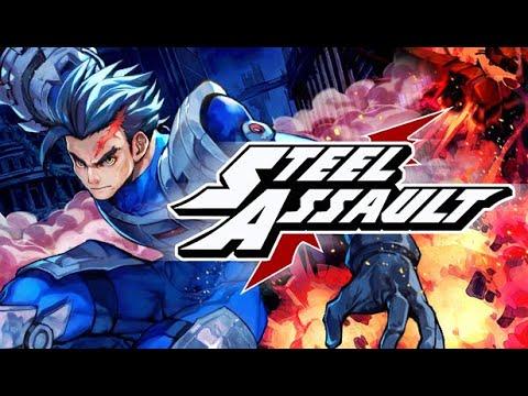 Steel Assault - Até o Fim