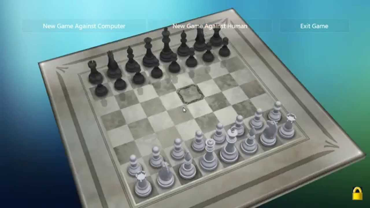 chess gameplay me against computer - YouTube