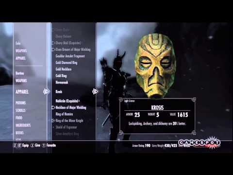 Starting Block - Skyrim: Dragon Priest Masks WITH MAPS (PC, Xbox 360, PS3)