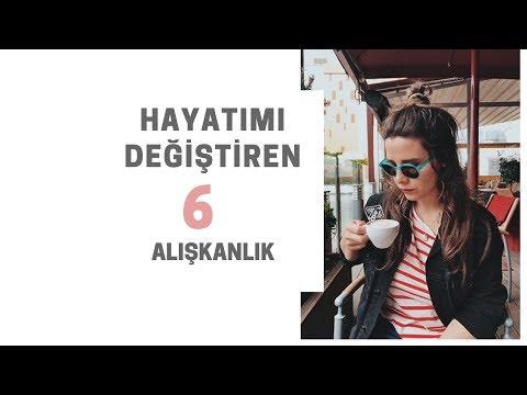 Hayatımı Değiştiren 6 Basit Alışkanlık | Minimalizm