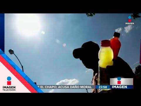 Hoy fue el día más caluroso en todo el año | Noticias con Ciro Gómez Leyva
