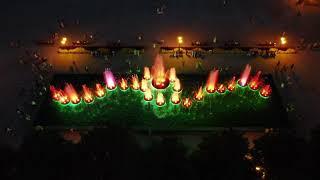 Олимпийский фонтан. Харьков.