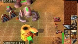Dune 2000 PSX Gameplay