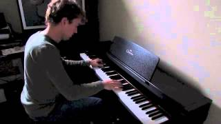"""For the Love of a Princess"" - Braveheart - James Horner (piano cover)"