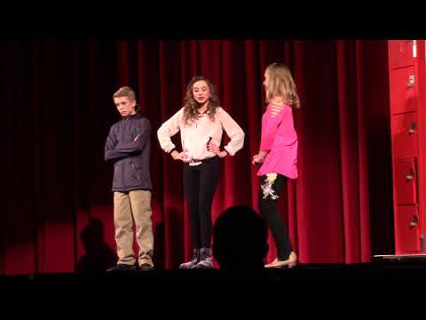 High School Musical Jr at Holland Theater (Part 1 of 3)