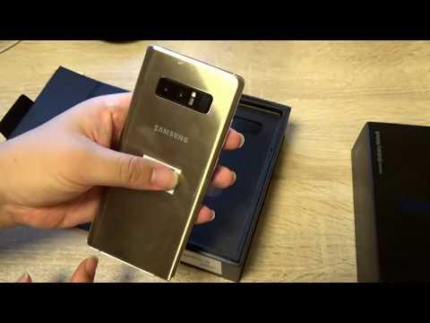 Galaxy note 8が、ついに、ついにやってきた!Galaxy note8開封レビュー!【MATTU SQUARE Mobiling Talk #14 生放送アーカイブ】