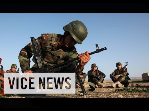 Iraq's Yazidis Train to Prevent Another Massacre: VICE News Capsule, February 9