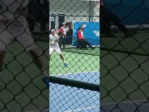 PON XX Papua: Hasil Hari Kedua Cabor Tenis Nomor Beregu